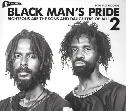Various - Black Man's Pride 2 (Studio One / Soul Jazz) CD